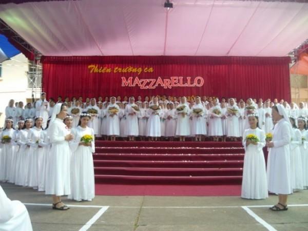 Linh Đạo Tu Hội Con Đức Mẹ Phù Hộ