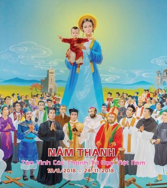 Vui Học Thánh Kinh các thánh Tử Đạo Việt Nam